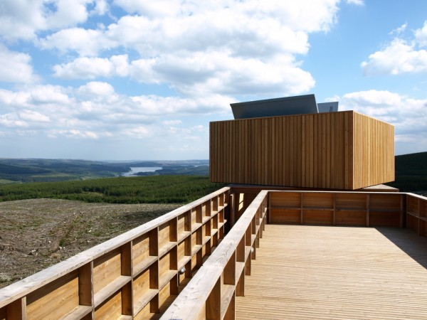 Экологичная обсерватория в Англии