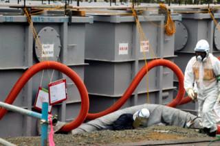 Радиоактивная вода вновь течет из АЭС «Фукусима-1»