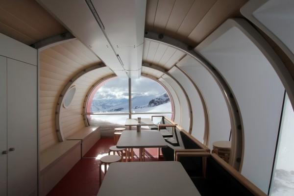 На Эльбрусе открылась гостиница