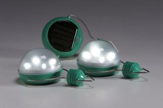 Компания Nokero создала новые доступные энергосберегающие лампы, работающие на энергии солнца