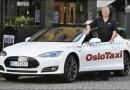 Tesla Model S стала лидером продаж автомобилей в Осло