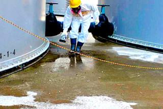 Уровень радиации на АЭС «Фукусима-1» зашкаливает