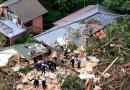 Тайфун «Випха» принес новые беды Японии