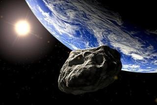 В 2032 году Земля может столкнуться с гигантским астероидом