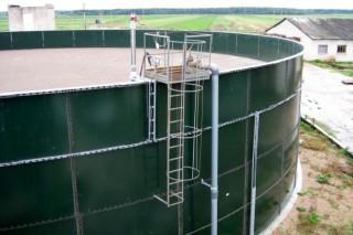 В Молдове появилась первая станция по производству биогаза