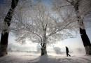 Американцы наши причину масштабных снегопадов и ливней