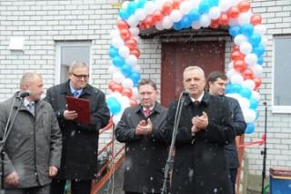 Первый энергоэффективный дом появился в Курской области
