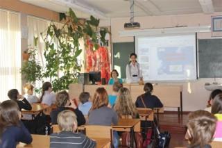 В Хакасии и Красноярском крае проводятся уроки «Экология в энергетике»