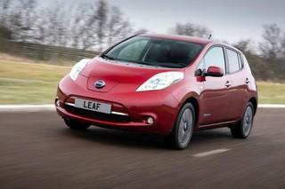 Nissan подготовил для Китая электрический хэтчбек