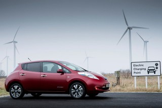 В Норвегии по-прежнему в почете электромобили