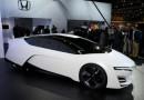 Honda показала будущее своей водородной линейки