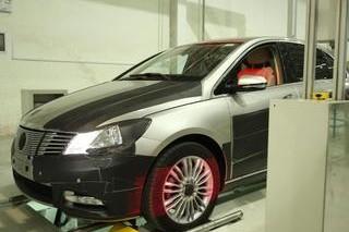 Китайско-немецкий электромобиль Denza выйдет на рынок в следующем году
