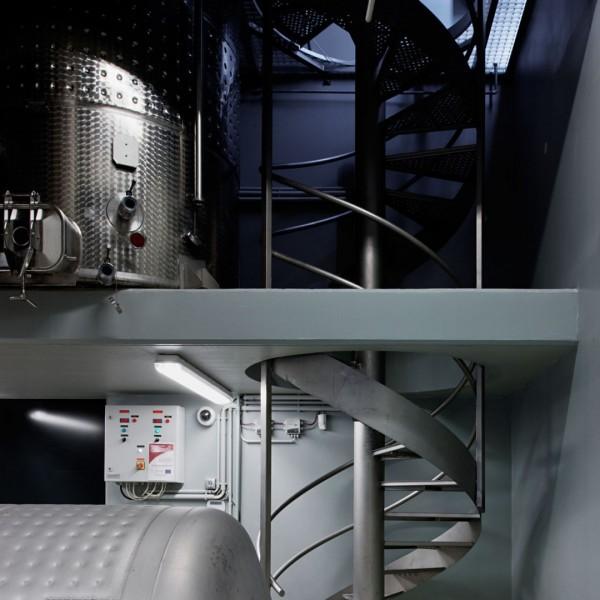 Энергоэффективная винодельня в Венгрии