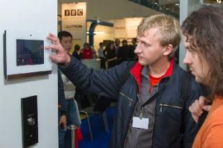 В Москве презентовали полноразмерный макет «умного» дома