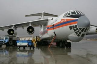Россия отправила на Филиппины два самолета МЧС с гуманитарной помощью