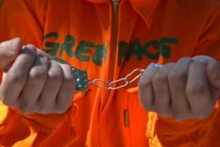 Международный морской трибунал встал на строну «Greenpeace»