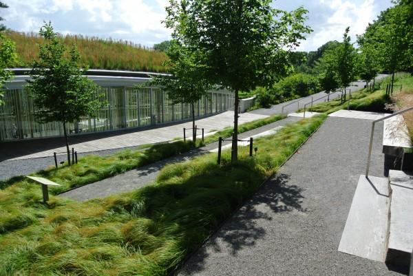 Туристический центр Бруклинского Ботанического сада