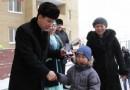 В Казахстане сдали в эксплуатацию первый энергоэффективный дом