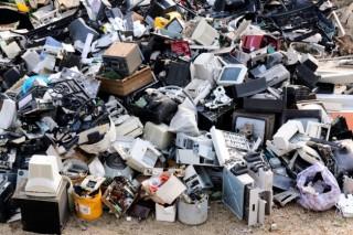 Ситуация с электронным ломом на планете приближается к критической