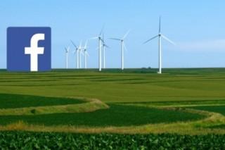 Новый дата-центр Facebook будет работать на  энергии ветра