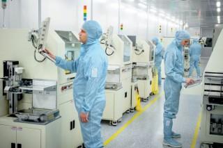 В Мордовском технопарке открылось производство светодиодов по технологии Cap LED