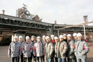 Украинские и российские металлурги обсудили экологические проблемы производства