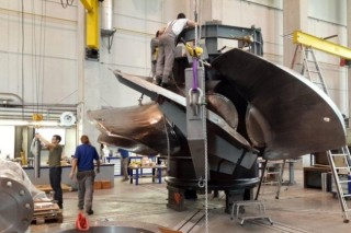 Разработку проекта строительства завода гидротурбиного оборудования поручили компании «Урбан Инжиниринг»