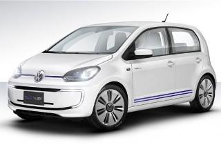 Volkswagen готовит гибридный Up!