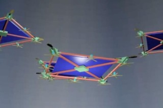 Британцы предложили получать электричество с помощью дронов