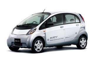 Mitsubishi i-MiEV стал самым популярным электромобилем в России