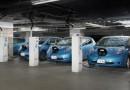 Nissan Leaf будет питать своей энергией офисные здания