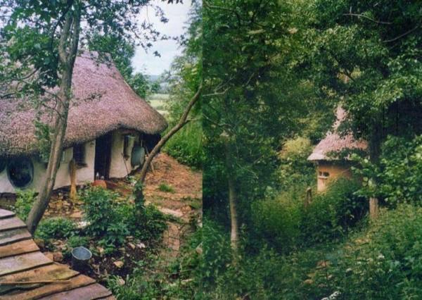 Британский пенсионер построил дом за 250 долларов