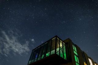 Экологичная гостиница в Исландии