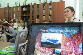 Оренбуржским школьникам рассказали о тонкостях утилизации отходов