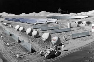 Луна как новый источник энергии
