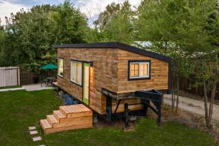 Мини-дом своими руками за 12 000 долларов