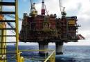 На нефтедобывающей платформе Statfjord A (Норвегия) произошла утечка нефти и газа