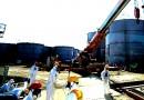 На АЭС Фукусима-1 зафиксирован очередной всплеск уровня радиоактивного загрязнения воды