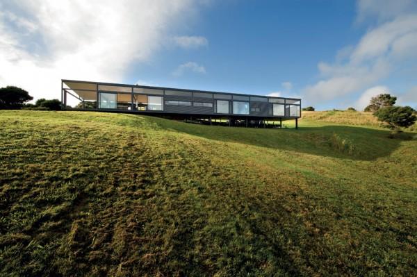 Загородная вилла в Новой Зеландии