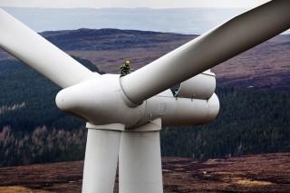Энергия ветра – долгосрочная энергетическая стратегия
