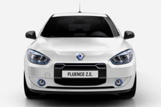 Renault оснастил электрический Fluence автопилотом
