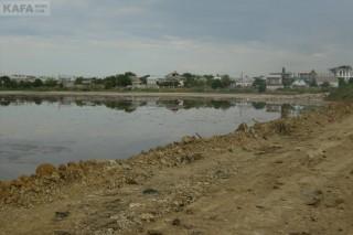 Крымское озеро Аджиголь еще подлежит восстановлению