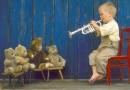 Музыка в детстве способствует сохранению слуха в старости