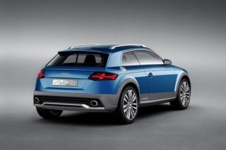 Audi привезла в Детройт гибридный внедорожник