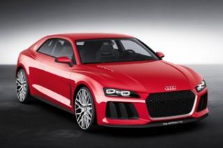 Audi продемонстрировала концепт с лазерными фарами