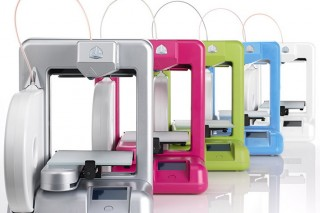 Крупнейшие в России торговые сети электроники начали продажи 3D-принтера Cube