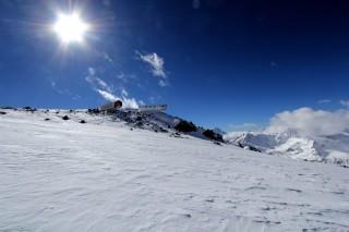 На склоне Эльбруса открыли высокогорный эко-отель