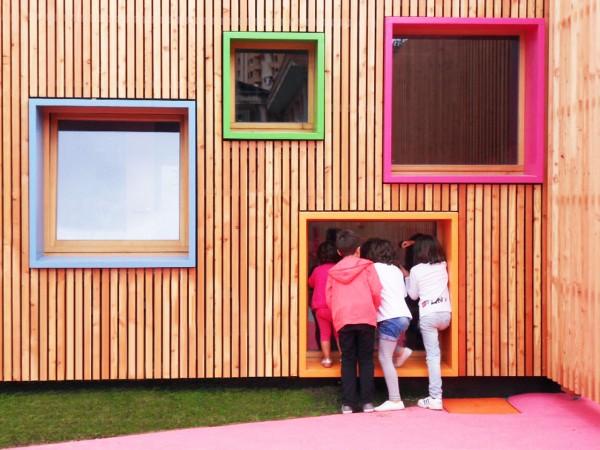 Детский сад в Испании