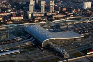 Первым в России объектом транспортной инфраструктуры, удостоившимся экологического сертификата BREEAM, стал сочинский вокзал «Олимпийский парк»