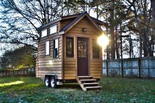 Комфортный домик площадью 9 м²